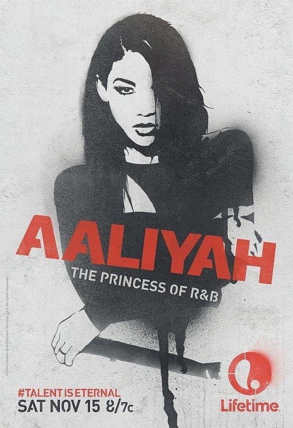 Aaliyah: The Princess of R&B (TV Movie 2014)