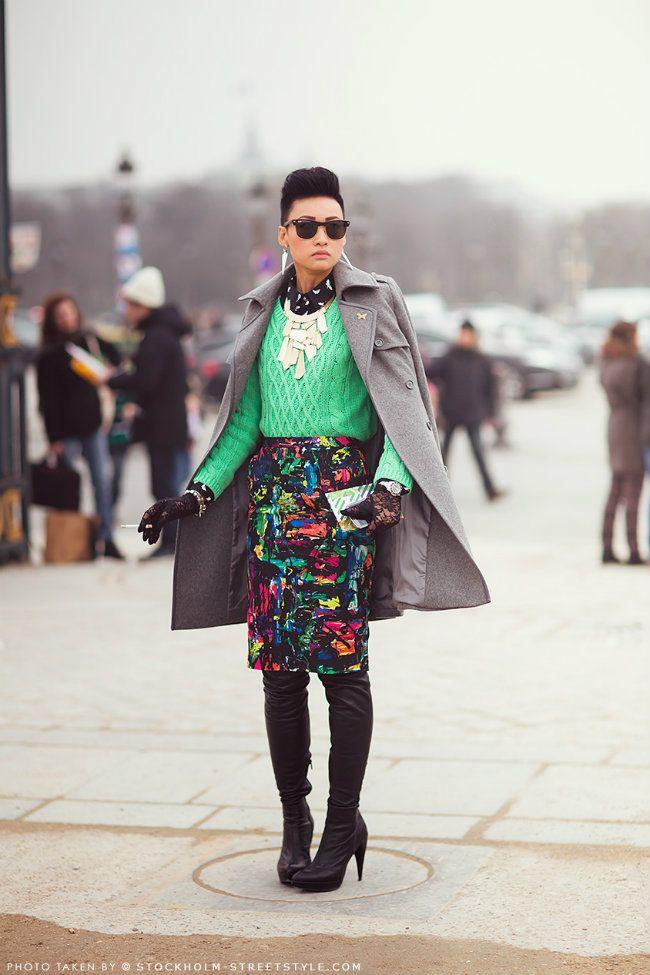 Style Crush: Esther Quek