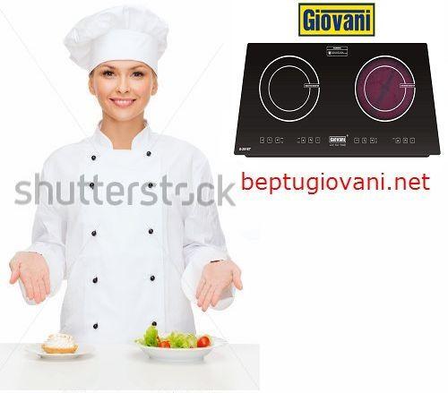 Xuất xứ của bếp điện từ Giovani G 281ET