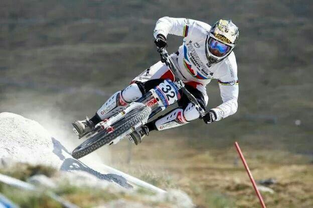 Unknown rider - Steve Behr