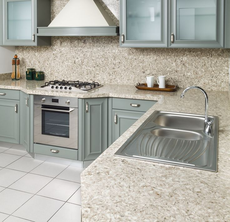 Image Result For White Countertops Kitchen