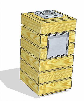L nea de mobiliario de exteriores que responde a un estilo for Mobiliario 8 80
