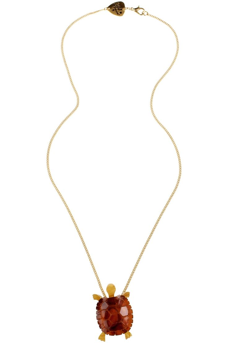 Tortoise Necklace (£35.00)
