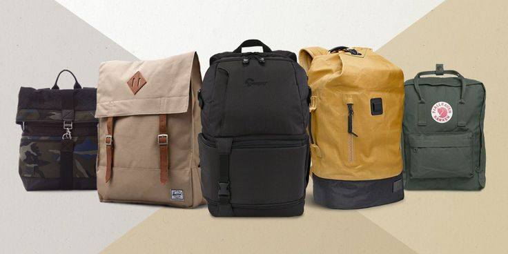 Trade In Your Worn-Out Backpack For One Of These Stylish Models
