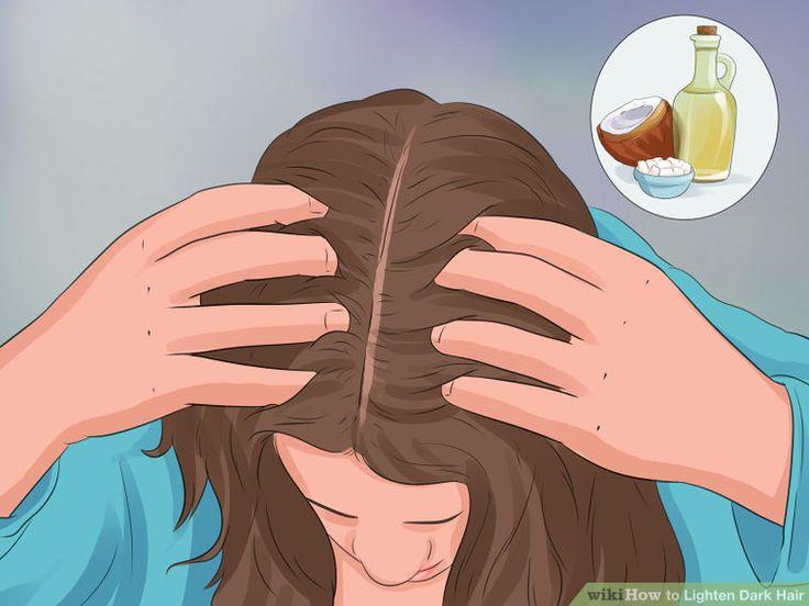 Image titled Lighten Dark Hair Step 3