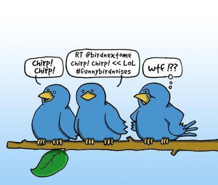 Talk sensible!