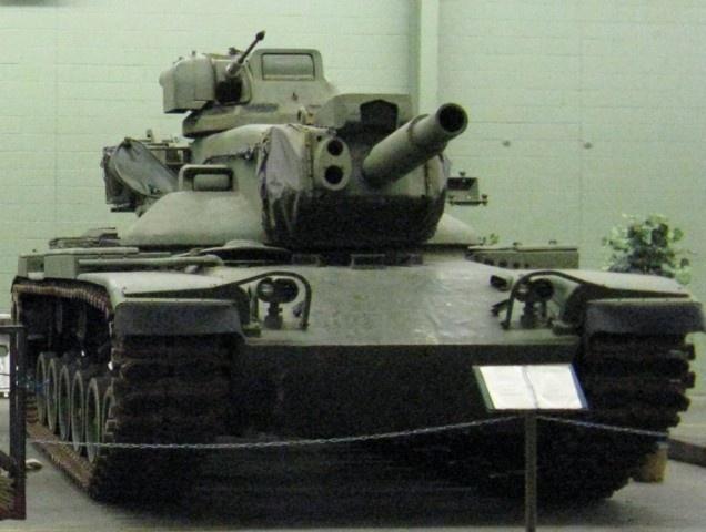 M60A2 Battle Tank with 152mm Gun