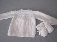 Esquema sencillo para bebé | Lana de Rosas