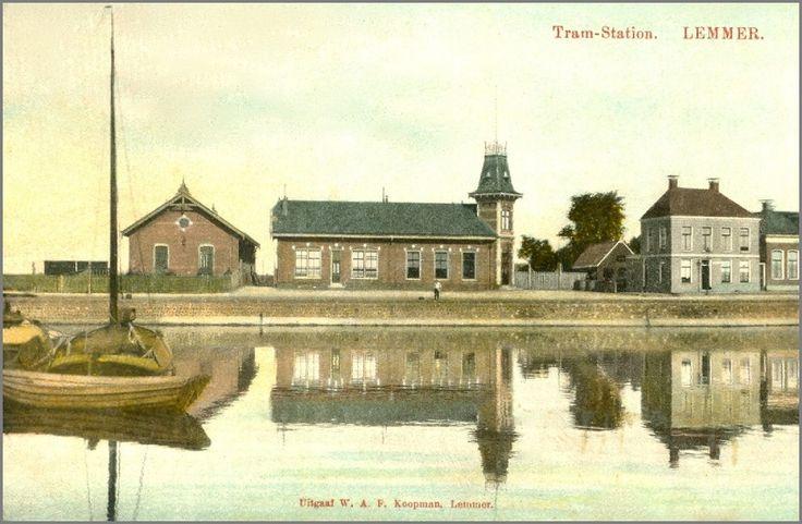 Station Lemmer