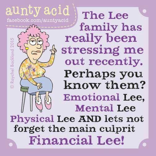 About aunty acid on pinterest aunty acid aunt and stupid people