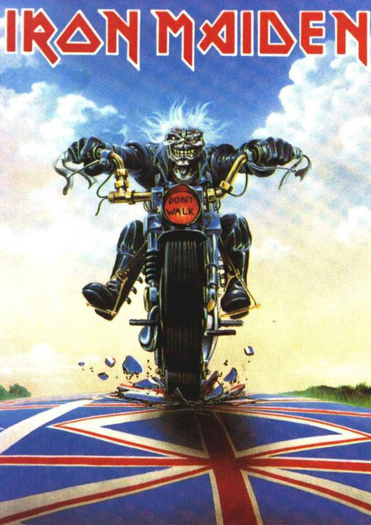 IRON MAIDEN | Eddie is coming for you! | Frankmarques' Blog