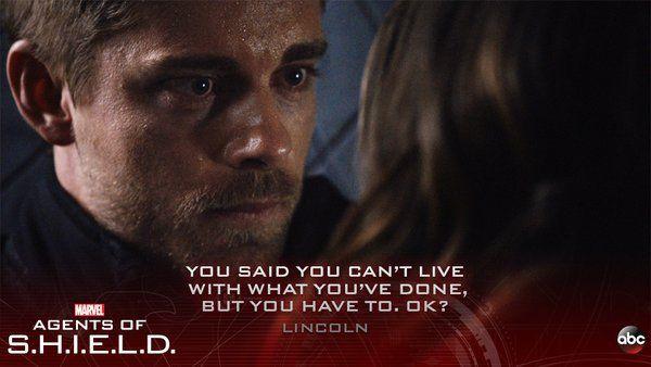 Lincoln  - Agents of SHIELD Season 3 Finale