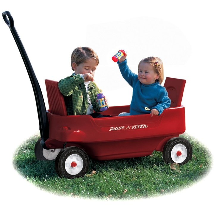 Have to have it. Radio Flyer Pathfinder Wagon $114.98