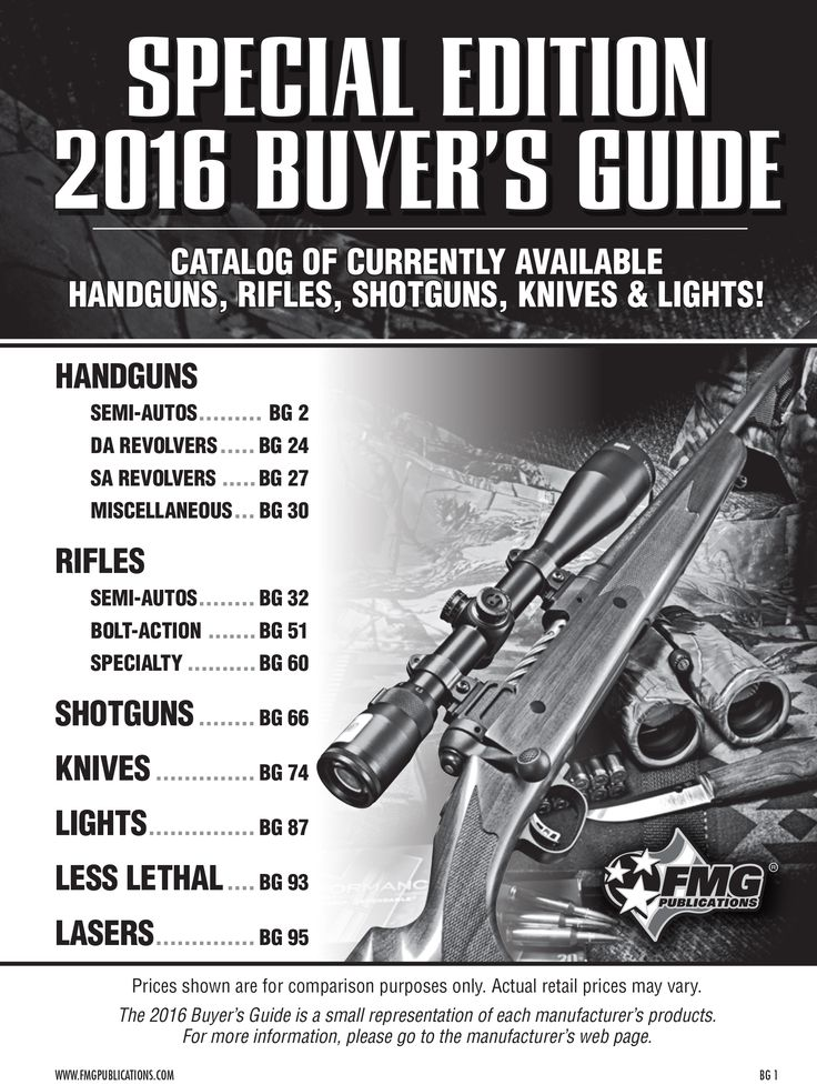 2016 Special Edition Buyer's Guide | GUNS Magazine Combat .22 Rimfire 2015 Special Edition | CLICK HERE: http://www.fmgpubs.com/22book