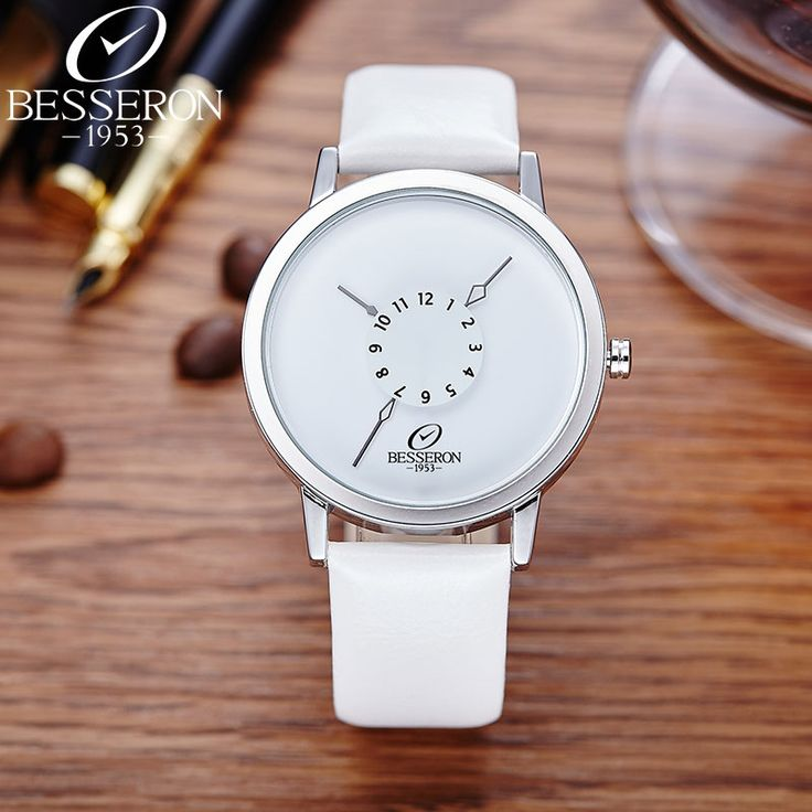 BESSERON Watches Women Ladies Luxury Men's Quartz Watch Bracelet Wrist Watch for Woman Waterproof Leather Strap Horloges Vrouwen #>=#>=#>=#>=#> Click on the pin to check out discount price, color, size, shipping, etc. Save and like it!