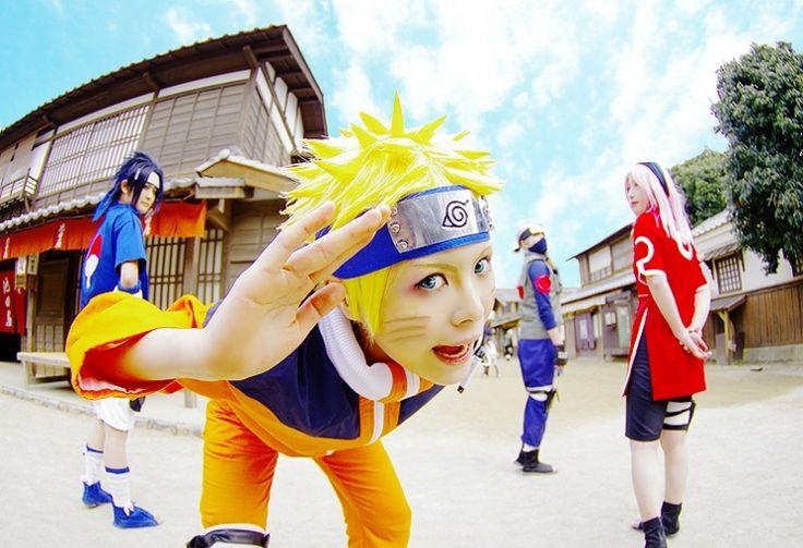 Naruto Uzumaki | Nayuta Nagatsuki - WorldCosplay