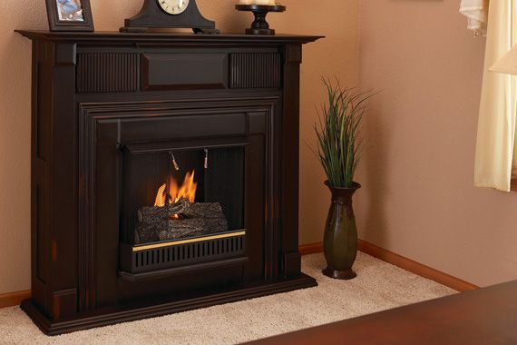 25 best ideas about ventless propane fireplace on for Gel fuel fireplaces pros and cons