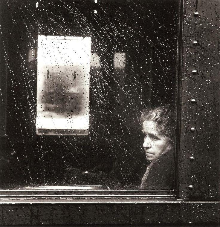 Toni SCHNEIDERS :: Waiting Woman, Ingolstadt, Feb. 1951