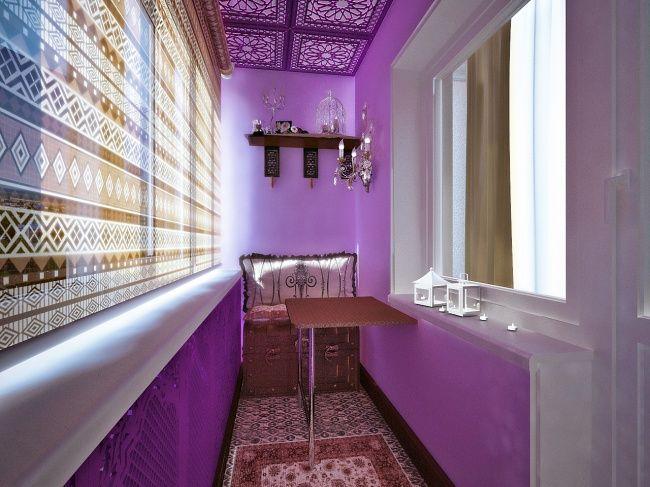 Летние идеи для балкона: home_and_garden