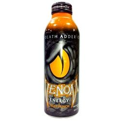 Venom Fruit Punch Energy Drink