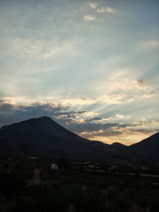 Σημερινή ανατολή- Sunrise