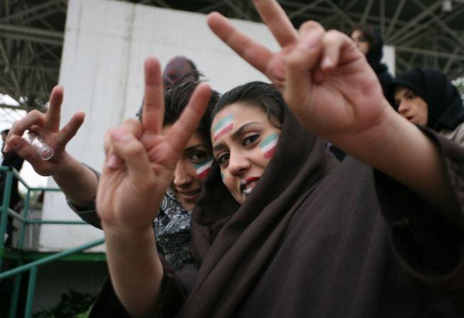 Las mujeres en Irán no podrán ver el Mundial con los hombres
