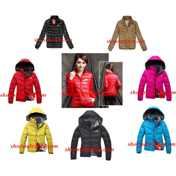 """""""Cheap North Face Down Jacket For Hot Sale"""" by fashionace-682 on Polyvore        #cheap #nike #free"""