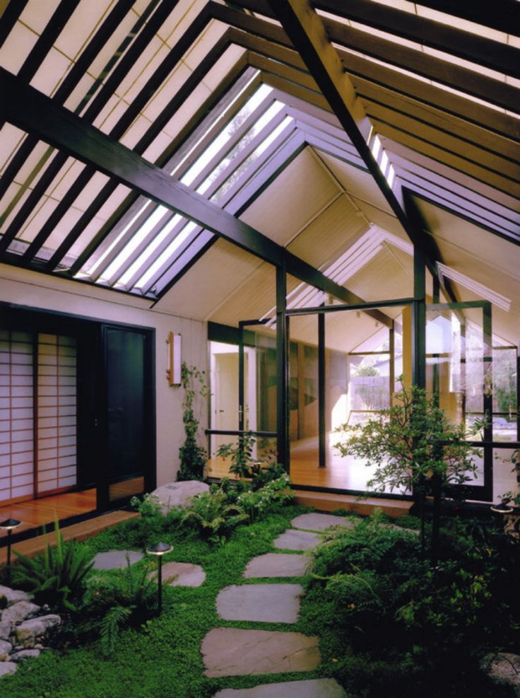 Modern Atrium Designs: Opening Your Home To Mother Nature .