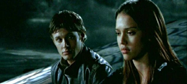 Jensen and Jessica - Dark Angel