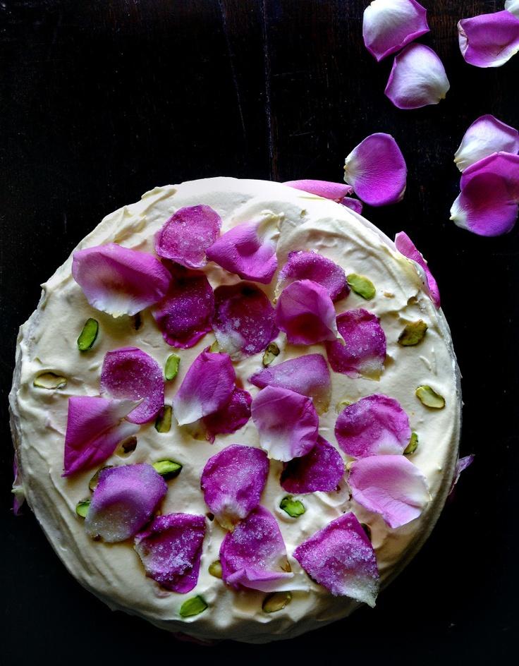 persian love cake via mimi thorisson