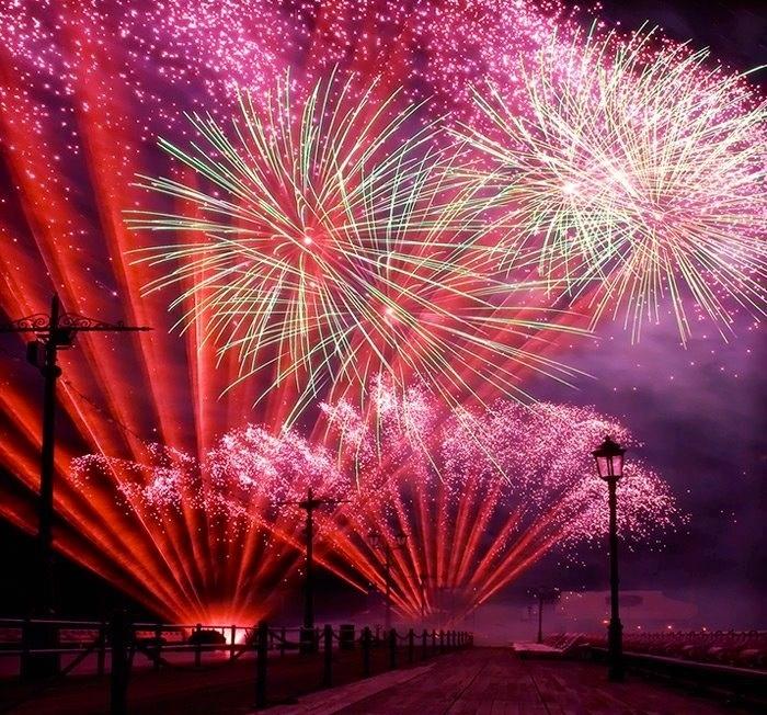 Firework lights