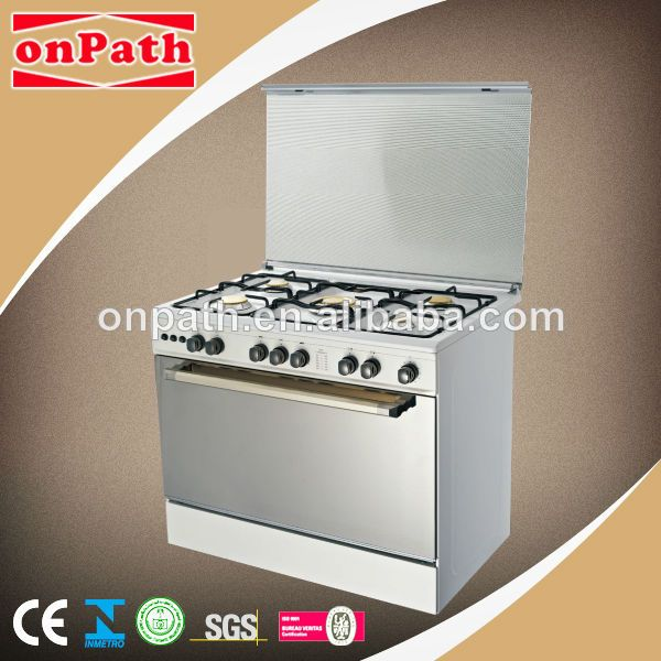 how to use cooking range oven for baking
