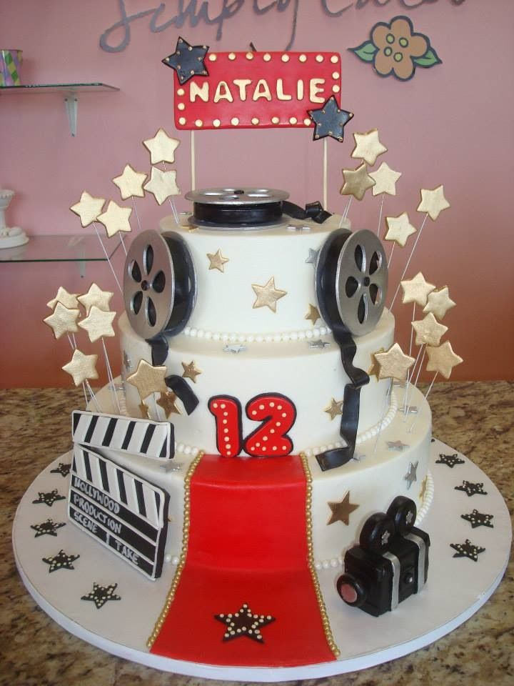 Cake Art Hollywood : 17 Best images about cool cake and fondant designs on ...