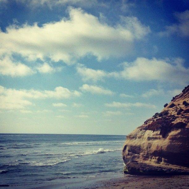 Solana Beach via @happymundane on Instagram