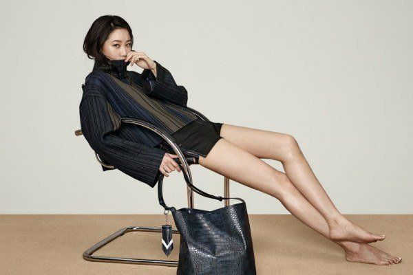 Gong Hyo Jin gives classy a new name in 'Vincis' pictorial | allkpop.com