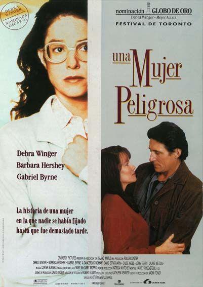 """Una mujer peligrosa (1993) """"A Dangerous Woman"""" de Stephen Gyllenhaal - tt0106661"""