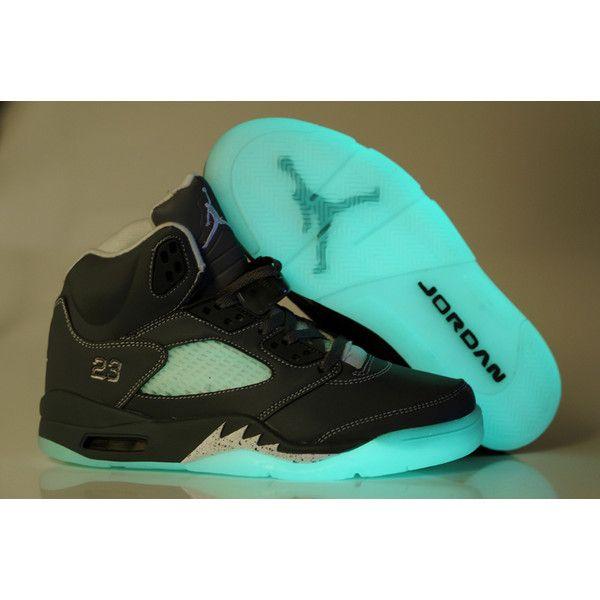 Love the blue! Air Jordan, Jordan Shoes,Discount Jordan Shoes On Sale. ($73) ❤ liked on Polyvore.