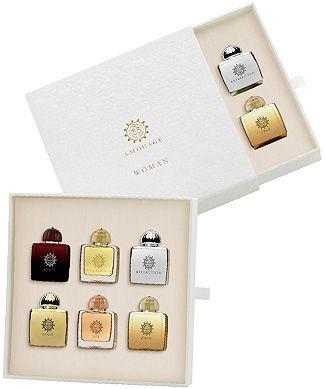 Mini Perfume Sets for Women Eau de Parfum Minis by  Amouage