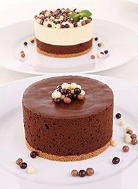 Receta de Tarta de Mousse de Chocolate