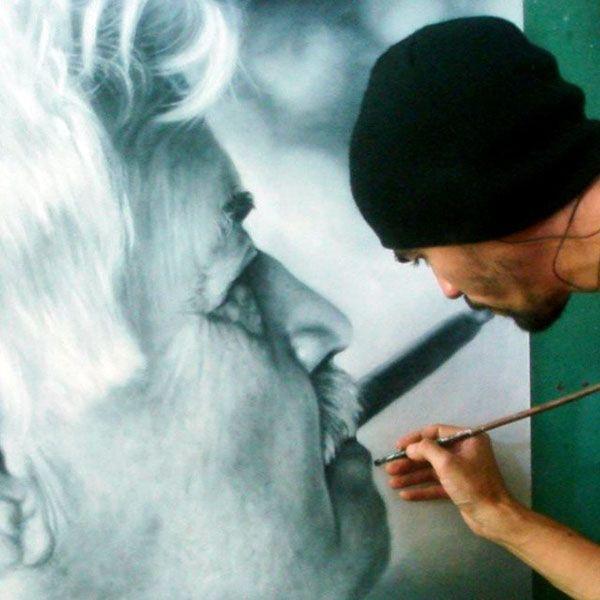 Best Gustavo Silva Nuñez Images On Pinterest Art Studios - Hyper realistic paintings nunez