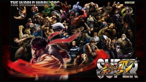 Street Fighter 4, Game