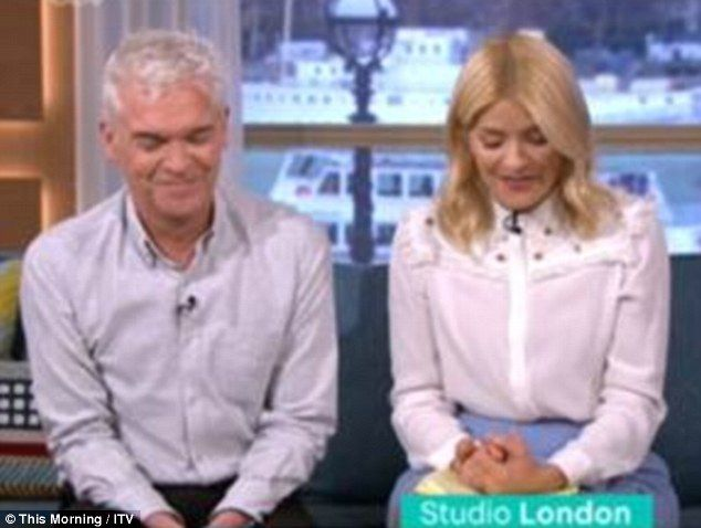 Phillip Schofield left red-faced after EPIC gaffe  While his co-host is usually the one to suffer an embarrassing Freudian slip live on-air.  The shoe was firmly on the other foot for Phillip Schofield 55 after he suffered an epic gaffe during the opening moments of Mondays This Morning after he tripped up over his words and mispronounced digs for a rather rude word.  The TV presenter was in the midst of welcoming their loyal viewers to the days festivities when he attempted to deliver a…