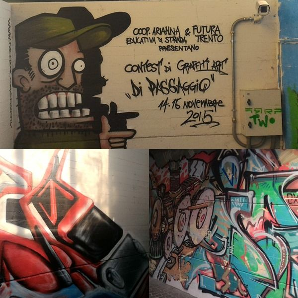 Graffiti Art e riqualificazione urbana