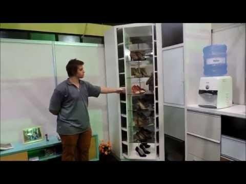 Sapateira Giratória - YouTube