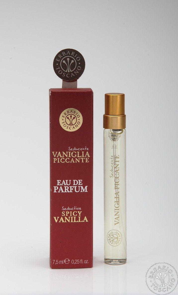 VANIGLIA PICCANTE - Pikantna Wanilia - woda perfumowana - 10 ml