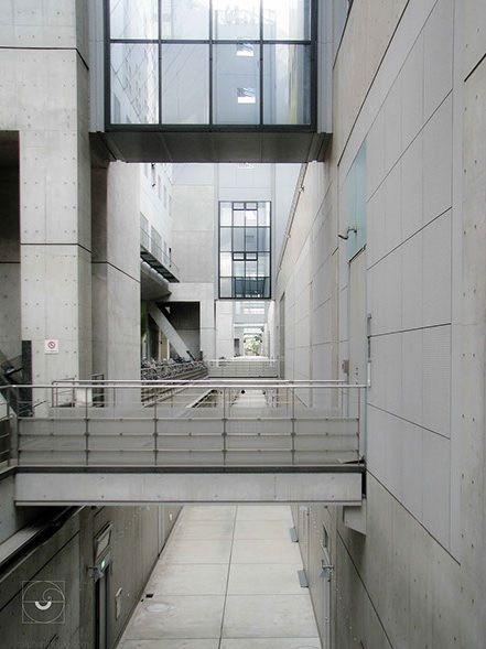 Komaba Campus II : University of Tokyo | Hiroshi Hara