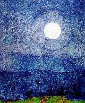 Les nuits du monde, par Max Ernst
