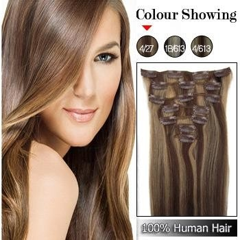 127 best clip in remy human hair extensions images on pinterest 2013 silky glossy 14 remy human hair clip in extension pmusecretfo Choice Image