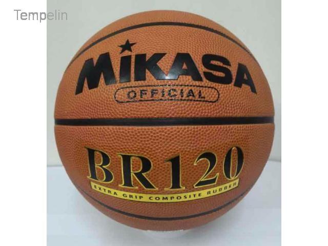 Bola Basket Mikasa - Br 120 Baru
