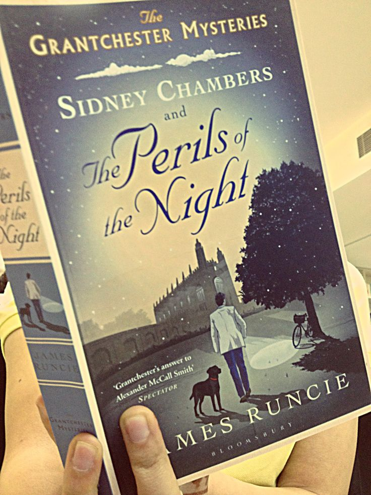 Canon Sidney Chambers, loveable priest and part-time detective, is back. Accompanied by his Labrador and the increasingly exasperated Inspector Geordie Keating, Sidney is called to investigate the fall of a Cambridge don from a chapel roof, a case of arson and a suspicious poisoning. #Detective #Crime #Novel #Series